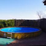 Дом с бассейном в Эстонии