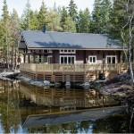 Merekivi Holiday Home. Новый, шикарный дом для отдыха.