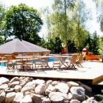 Центр отдыха Oxforell — баня, рыба, пиво=счастье