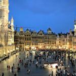 Выходные в Брюсселе