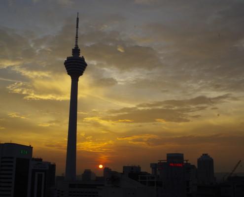 Kuala Lumpur teletower