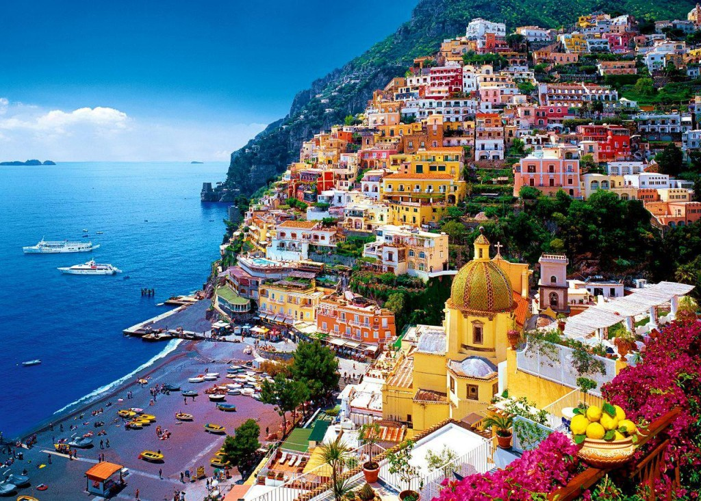 дороги италии фото