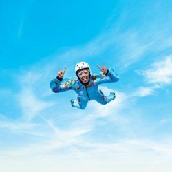 Полёт в аэродинамической трубе и проживание в супер вилле в центре города на двоих!