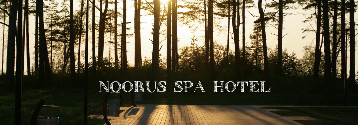 Noorus Spa Hotel special offer
