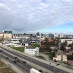 HelloMir на крыше T1 Mall Of Tallinn