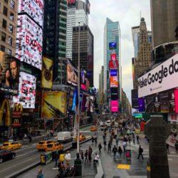 HelloMir в Нью-Йорке