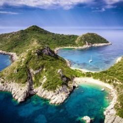 Корфу — «самый итальянский» остров Греции.