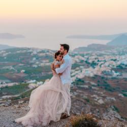 Свадебный пакет на Санторини вместе с недельным отдыхом по супер цене!